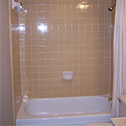 Bathtub and Shower Combo