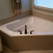 Large Bathtub